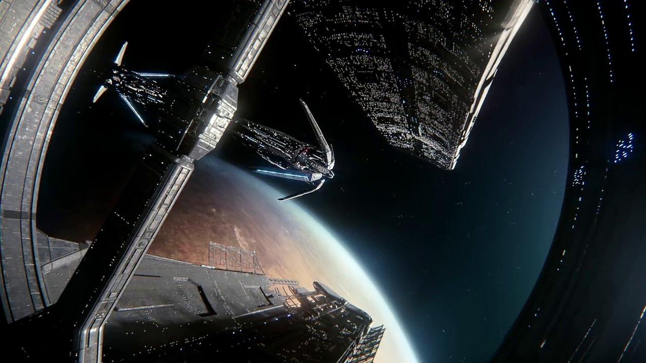 Mass Effect Andromeda: immagini e video sull'esplorazione dei mondi alieni