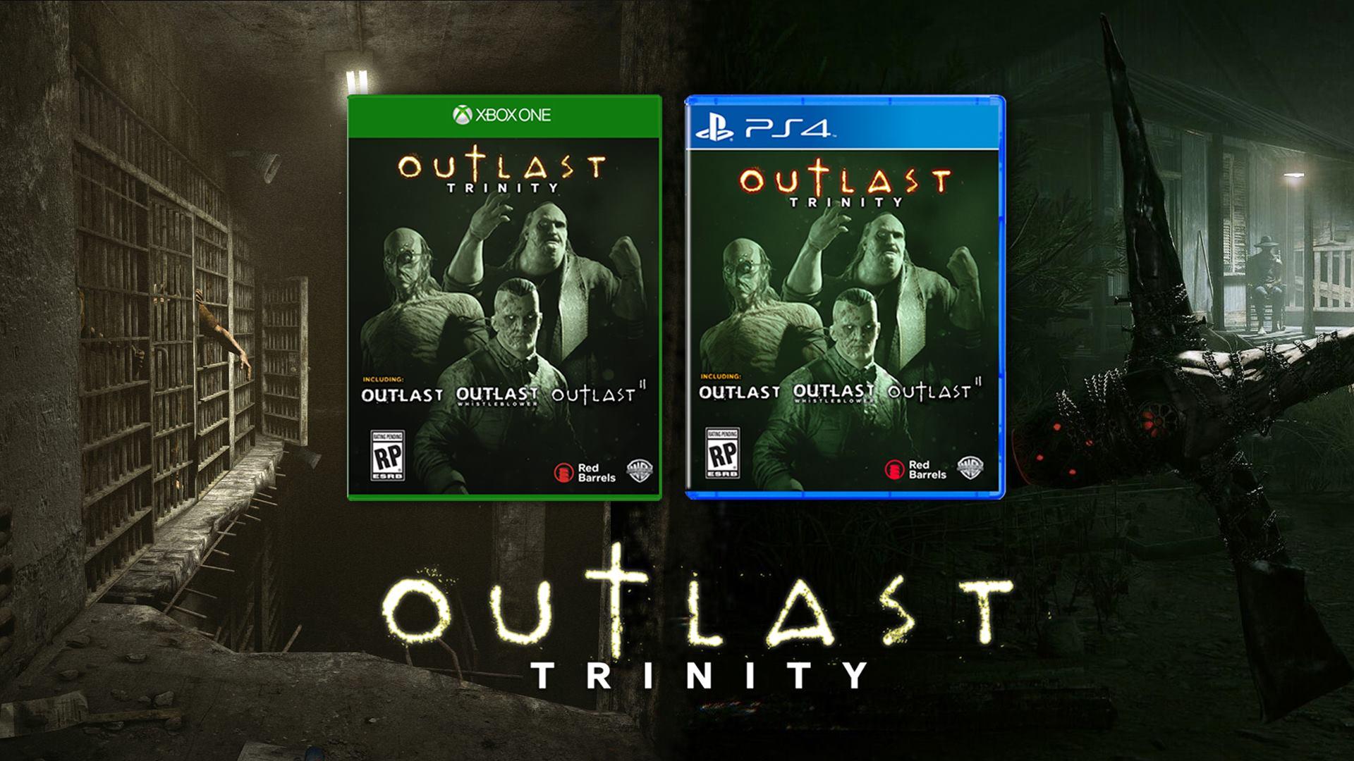 Outlast II ha una data di uscita