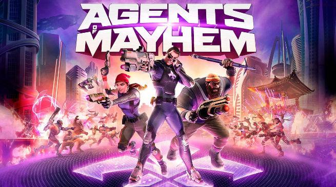 Agents of Mayhem: l'action supereroico di Voliton torna a mostrarsi in foto e video