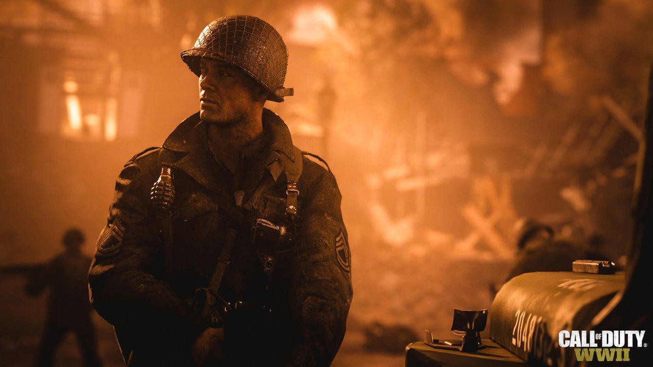 Call of Duty: WWII è realtà – ecco il video di presentazione e le prime immagini