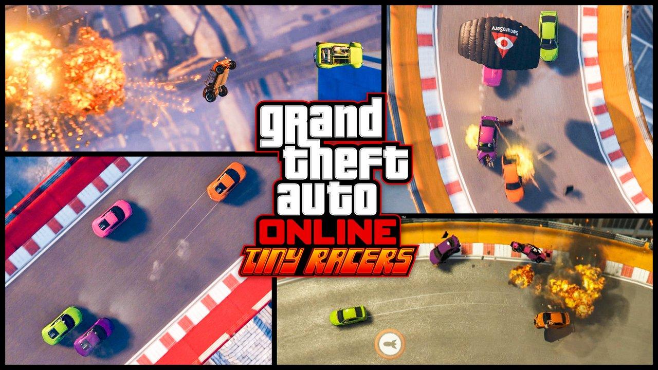 """GTA Online: svelata in video la modalità """"Pilotini"""""""