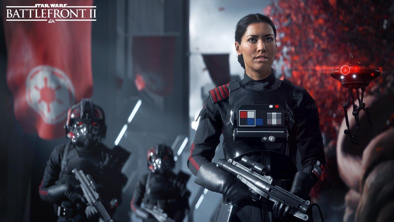 Star Wars Battlefront II esce a novembre: guarda le immagini e il trailer di presentazione