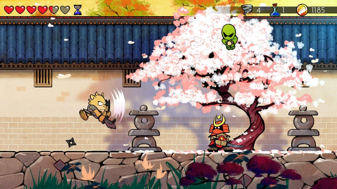 Wonder Boy: The Dragon's Trap si lancia in video su PS4, Xbox One e Nintendo Switch