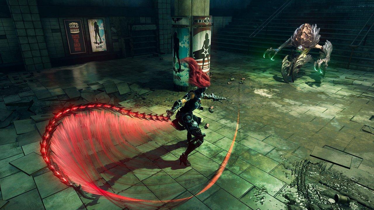 Darksiders III: trapelano in rete le prime immagini di gioco
