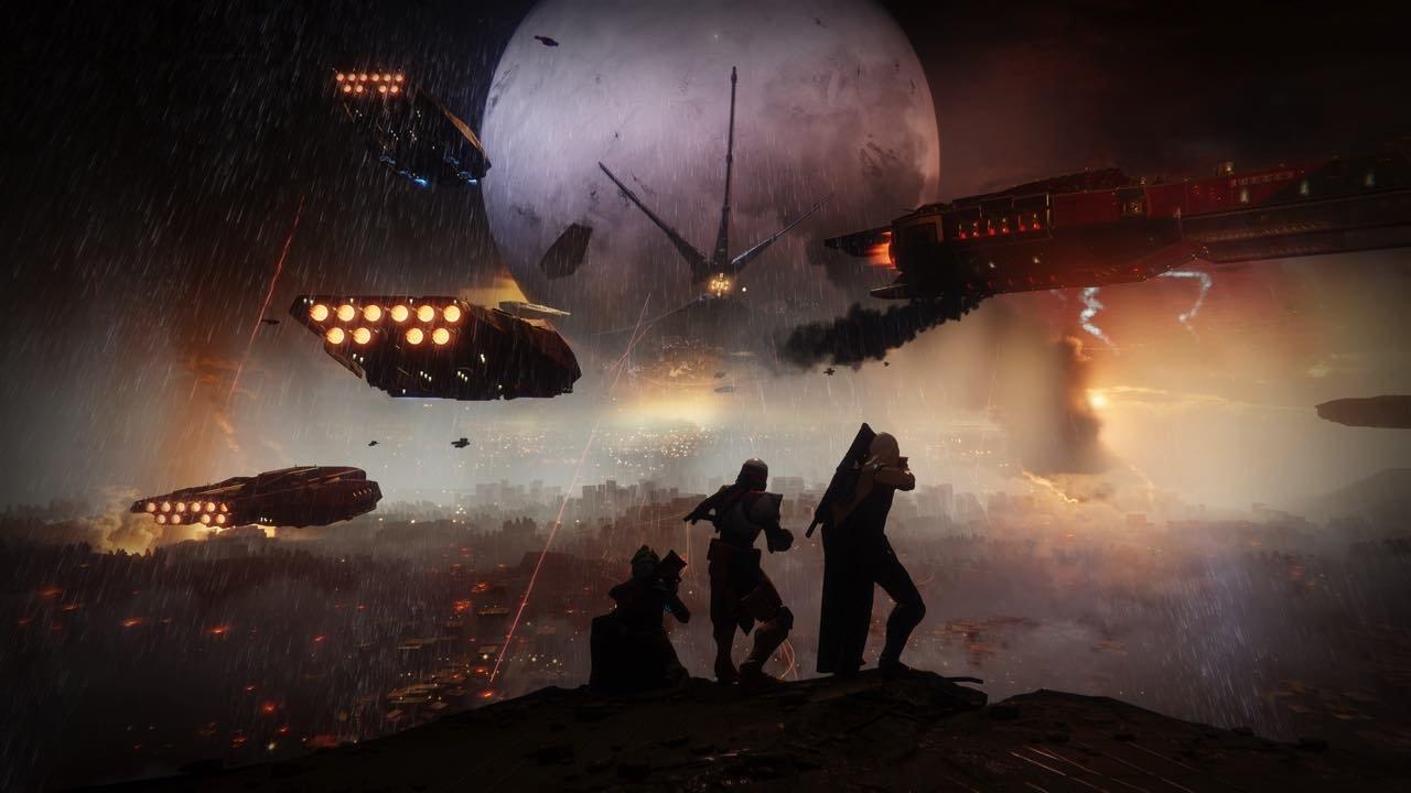 Destiny 2: immagini a valanga su personaggi, nemici e ambientazioni