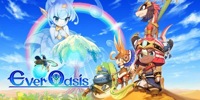 Ever Oasis per Nintendo 3DS: nuovo filmato sulla componente narrativa