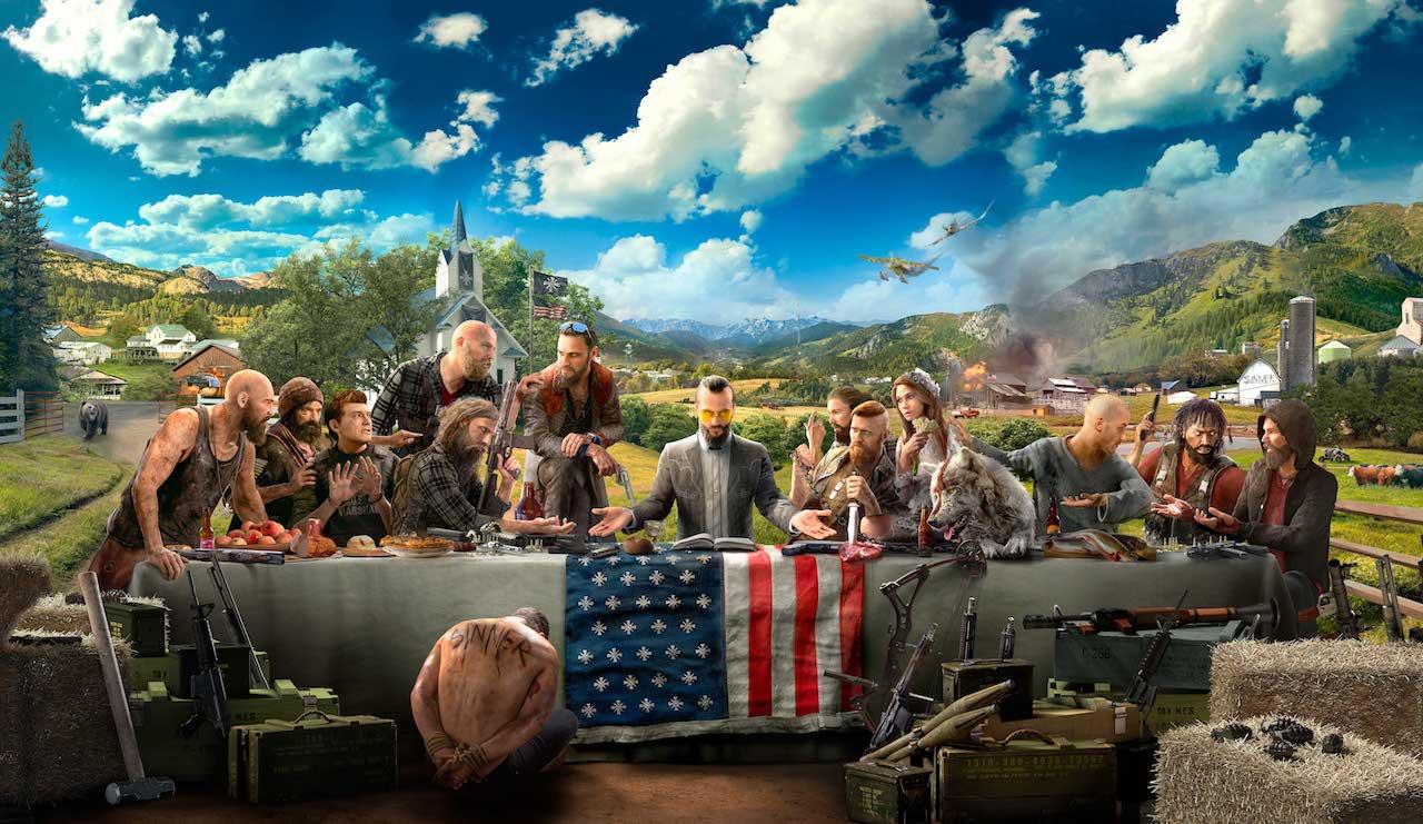 Far Cry 5, ecco il trailer ufficiale e i primi dettagli