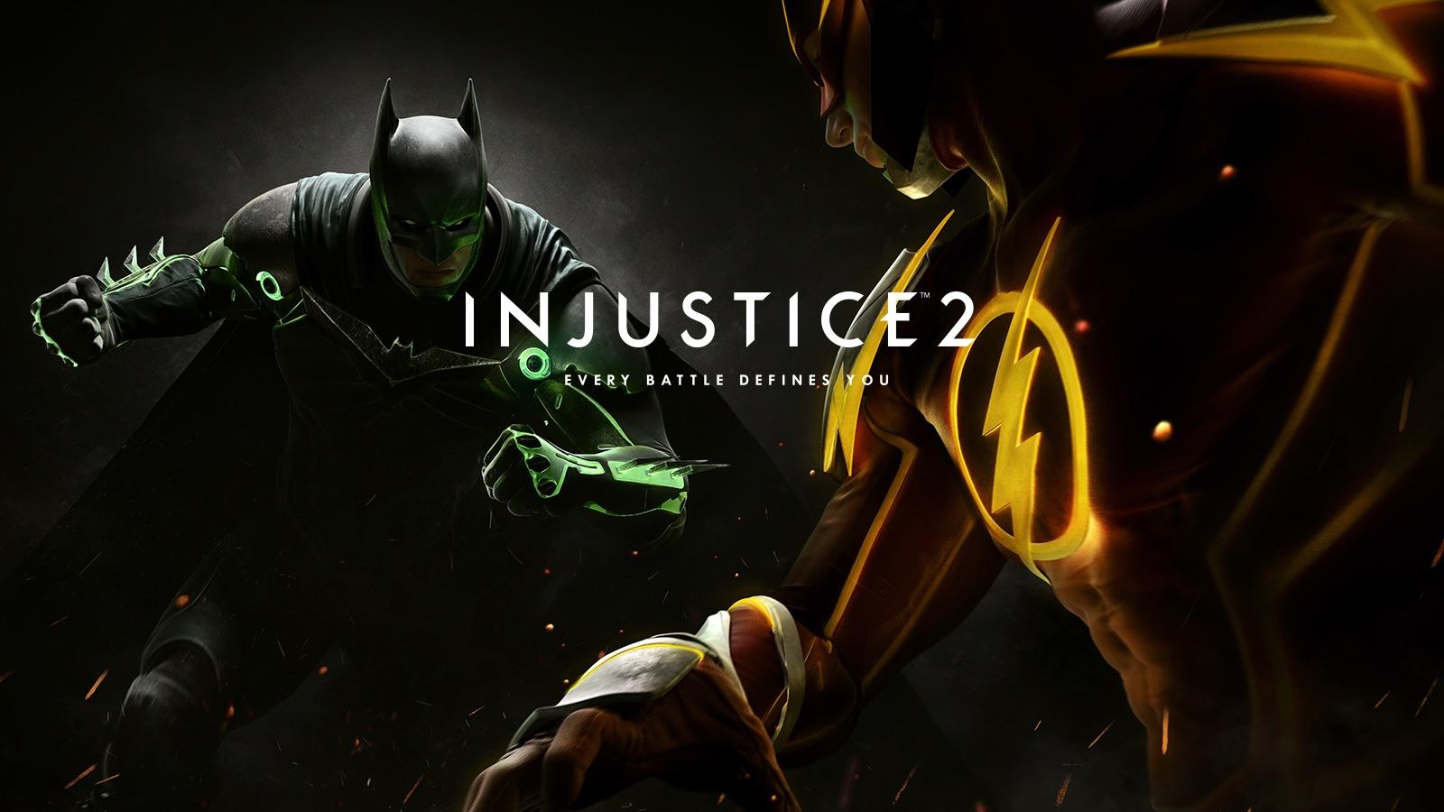 Injustice 2, ecco i i primi tre personaggi del DLC