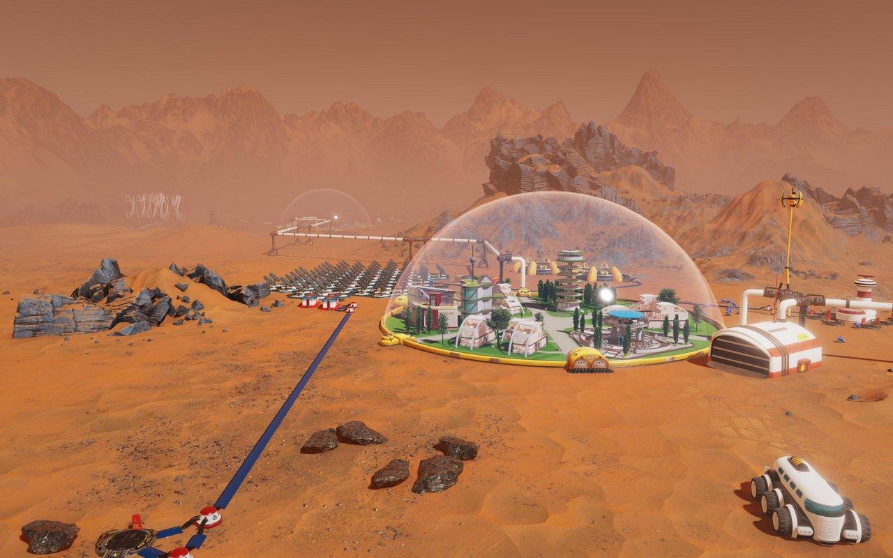 Surviving Mars: dagli autori di Tropico un nuovo gestionale futuristico