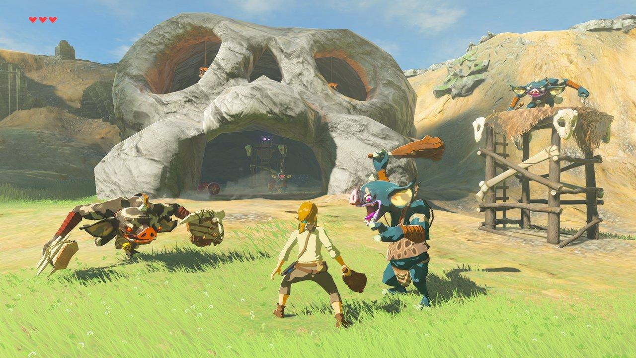 The Legend of Zelda: Breath of the Wild – ecco tutte le novità dell'espansione The Master Trials