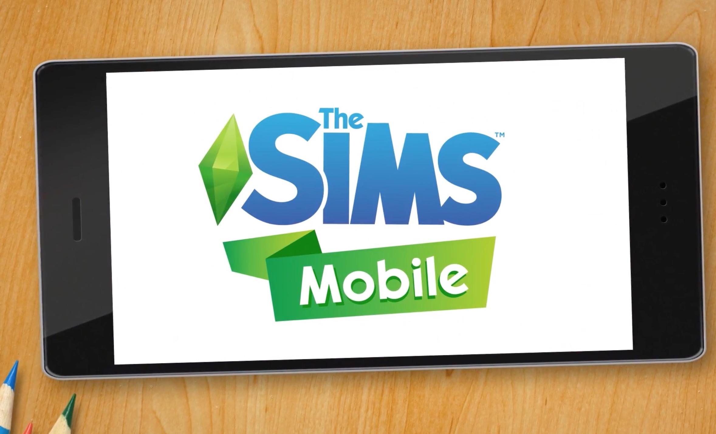 EA annuncia The Sims Mobile per iOS e Android