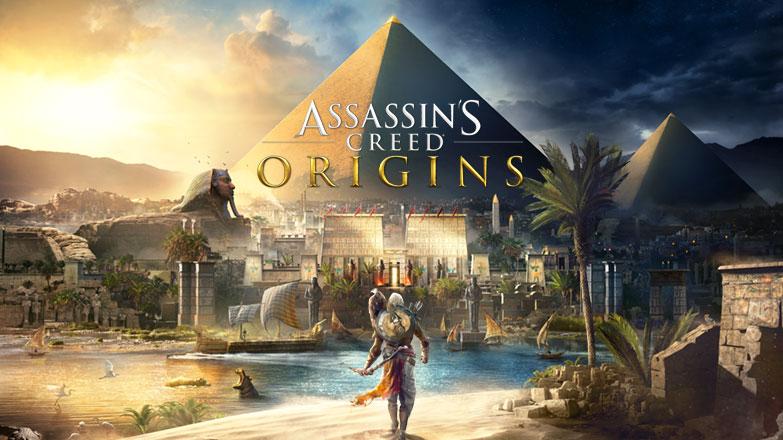 Assassin's Creed Origins svelato ufficialmente: ecco trailer e immagini