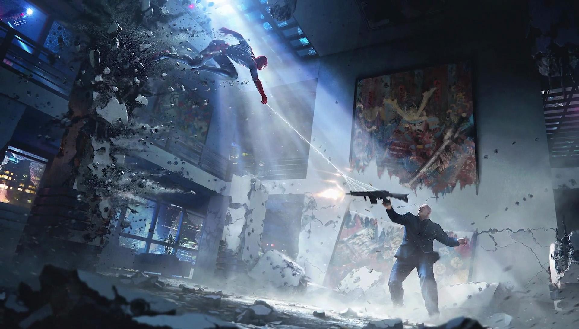 Spider-Man per PlayStation 4: ecco il nuovo trailer