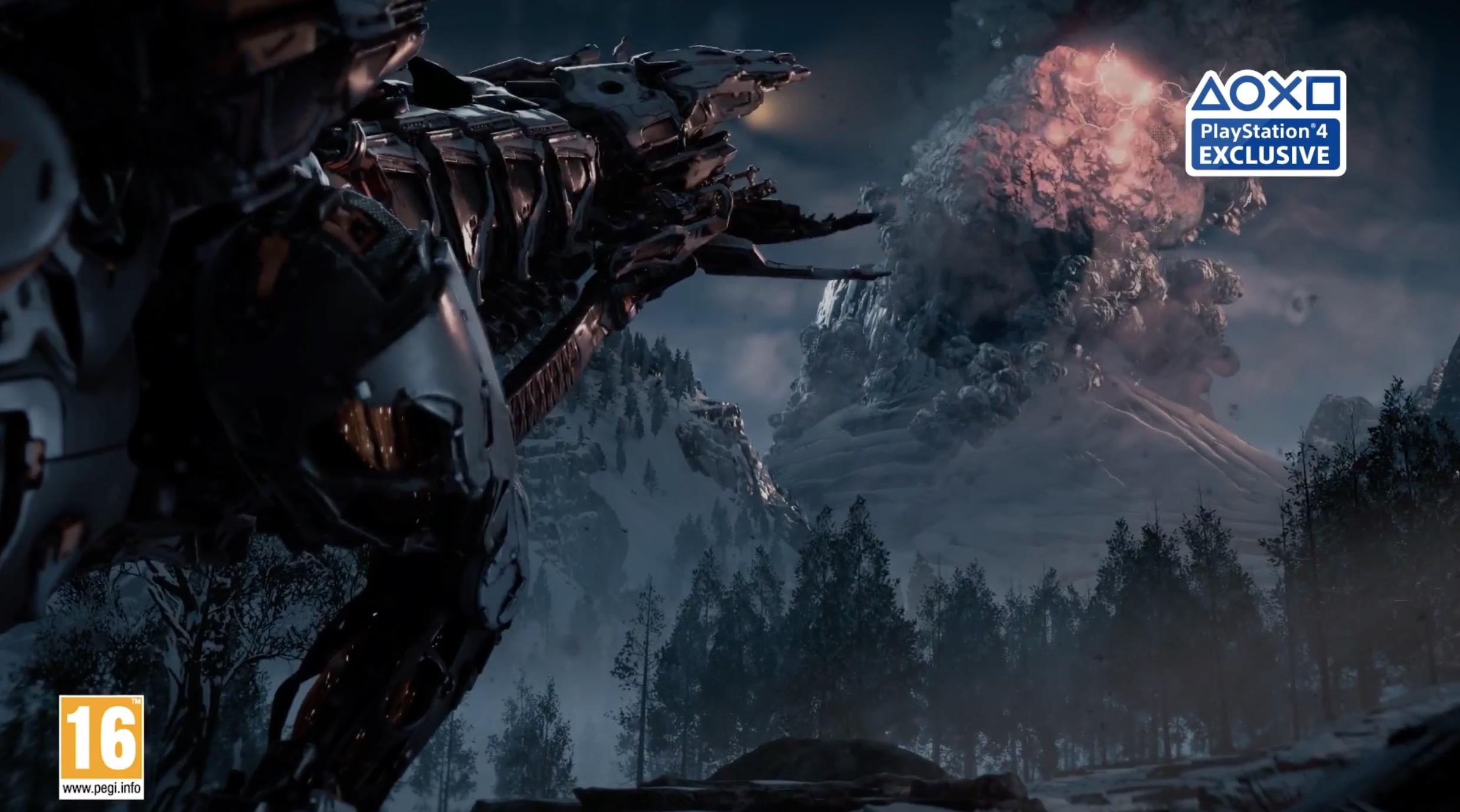 Horizon Zero Dawn, il primo DLC arriverà il 7 novembre