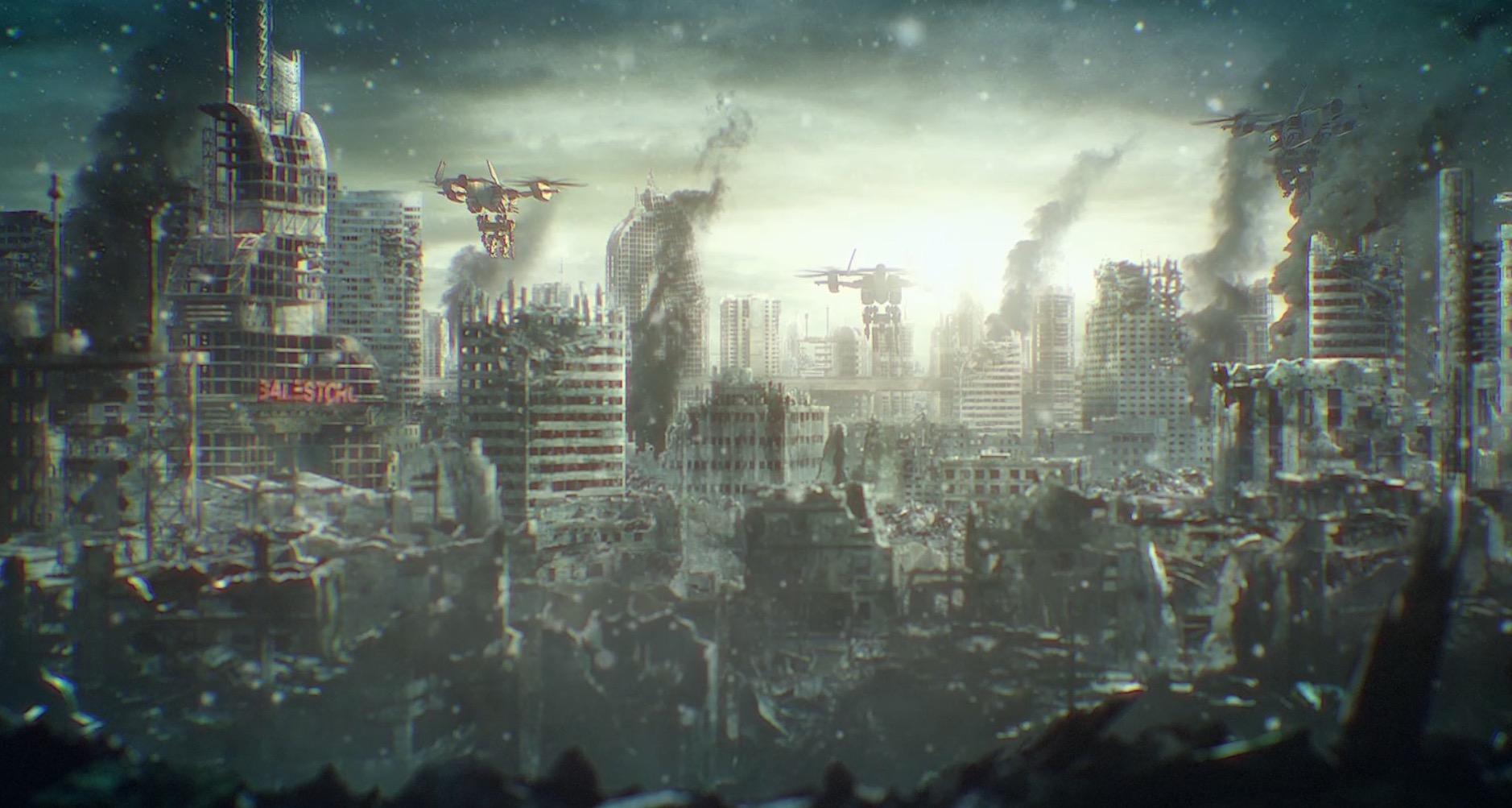 Square Enix annuncia Left Alive per PC e PlayStation 4