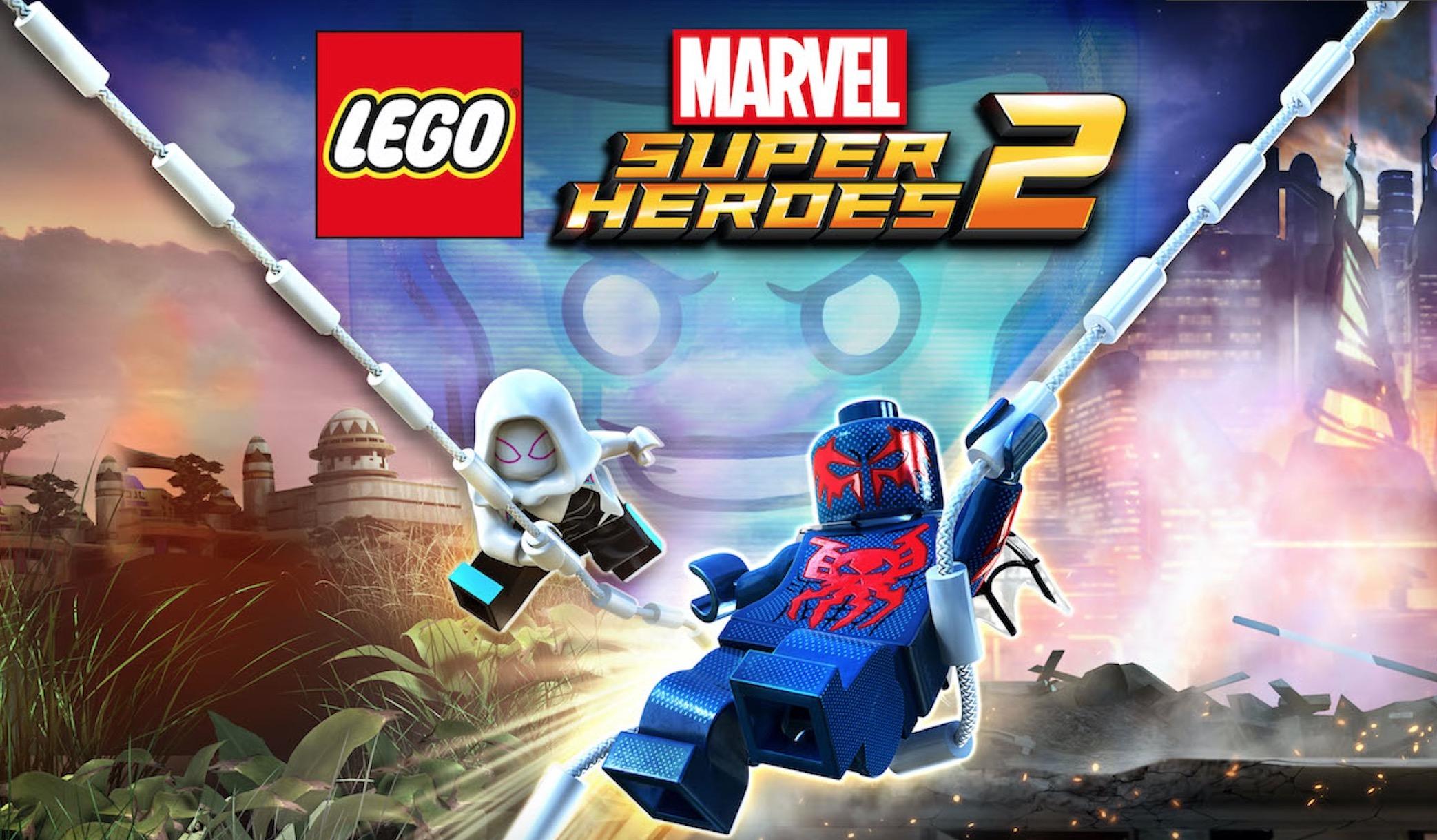 LEGO Marvel Super Heroes 2, gli Inumani si mostrano nel nuovo trailer