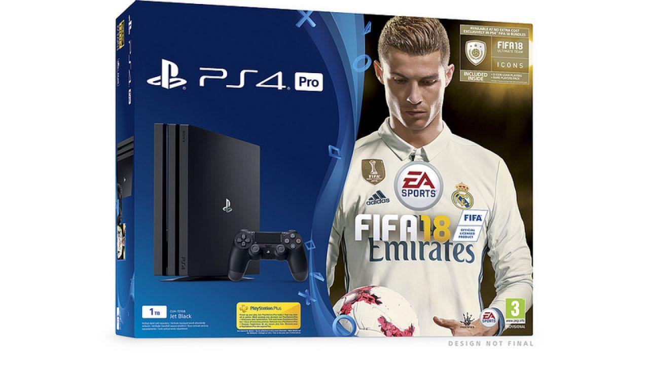 PlayStation 4 e Xbox One con FIFA 18 in sconto su Amazon
