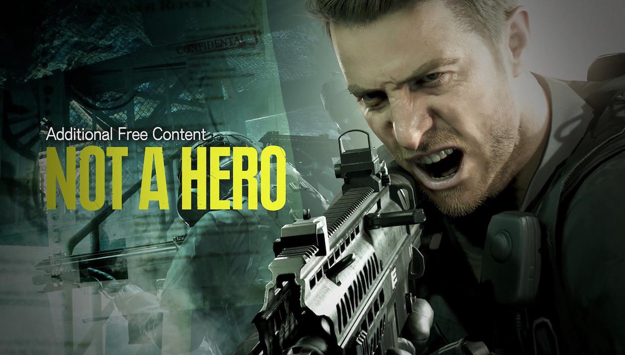 """Resident Evil 7: ecco il nuovo trailer del DLC gratuito """"Not a Hero"""""""