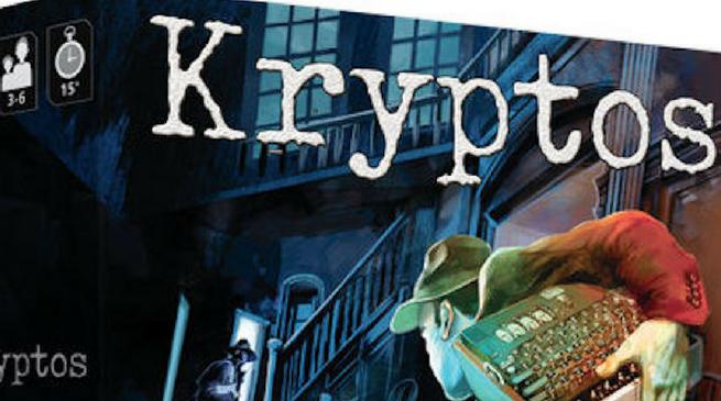 Kryptos: scopri il codice segreto