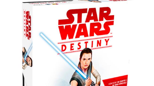 Star Wars Destiny: scegli da che lato stare