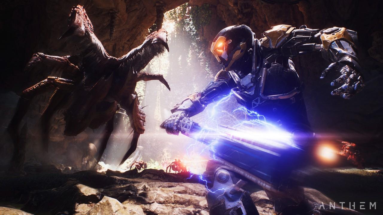 Anthem torna a mostrarsi nello spettacolare trailer dell'E3 2018