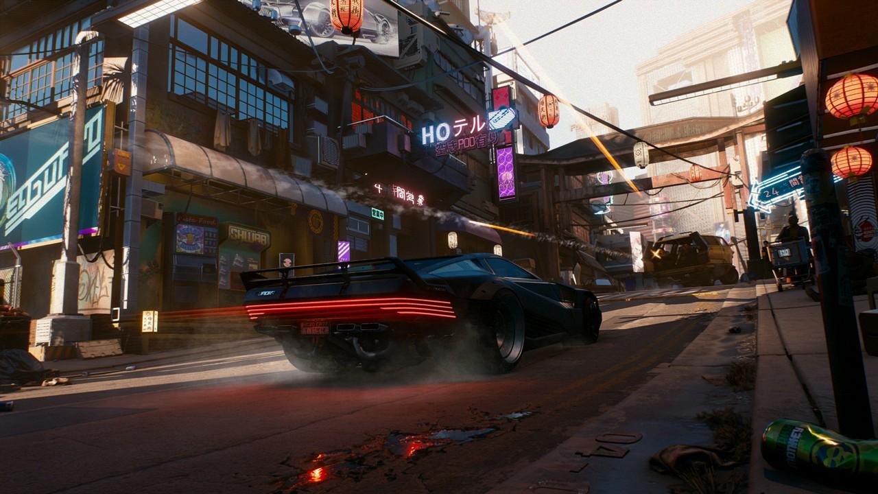 Cyberpunk 2077, gli sviluppatori confermano: sarà un GDR in prima persona
