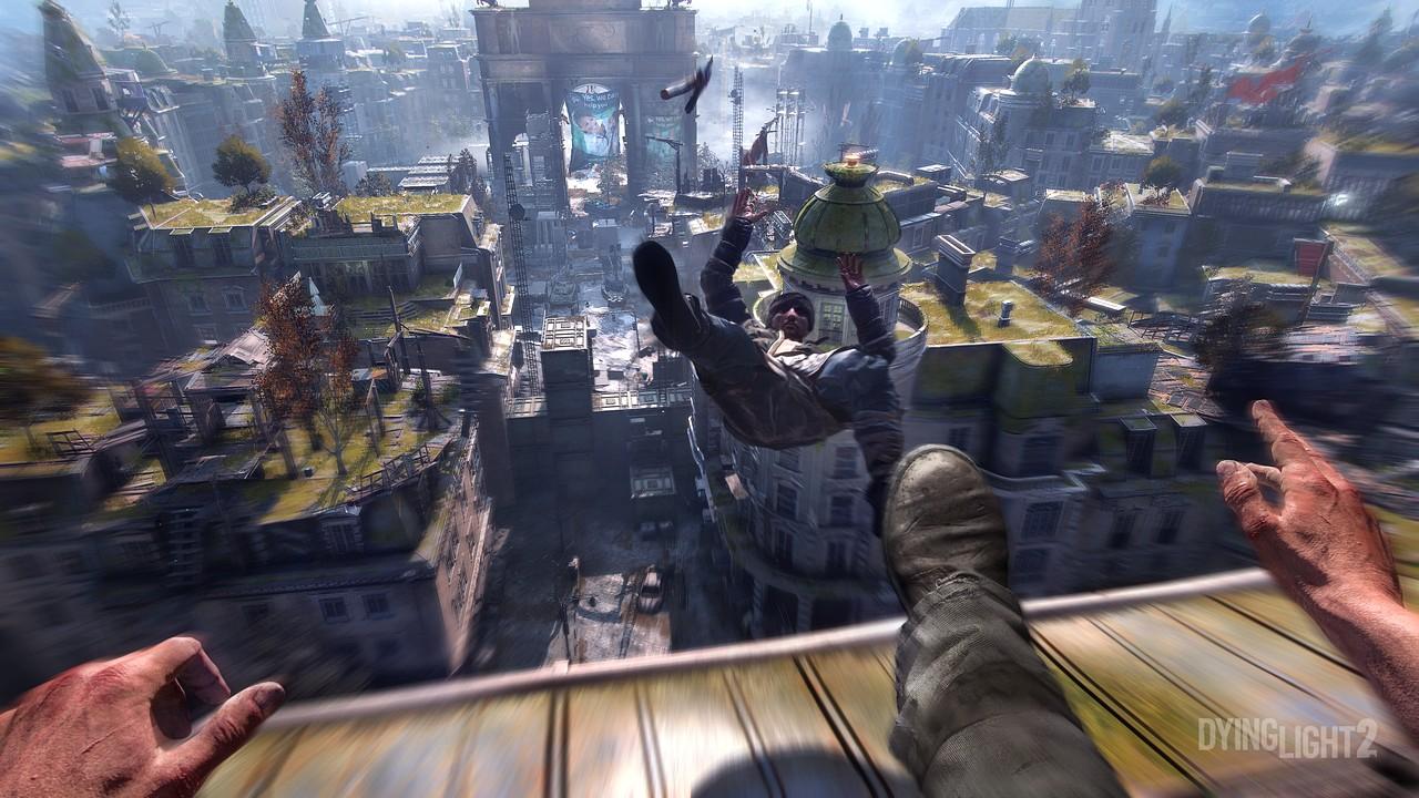 Dying Light 2 sul palco della conferenza Microsoft dell'E3 2018: immagini e video