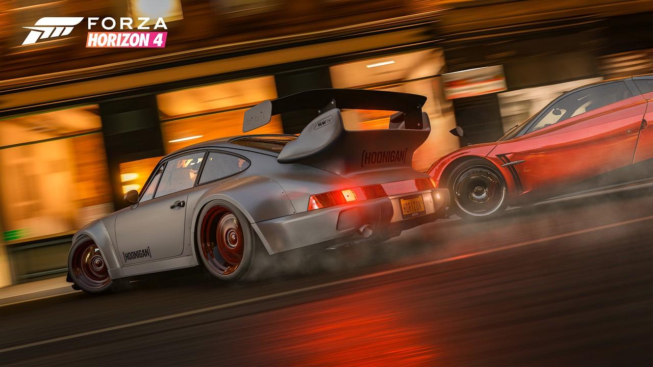 Forza Horizon 4: trapela in rete la lista delle auto