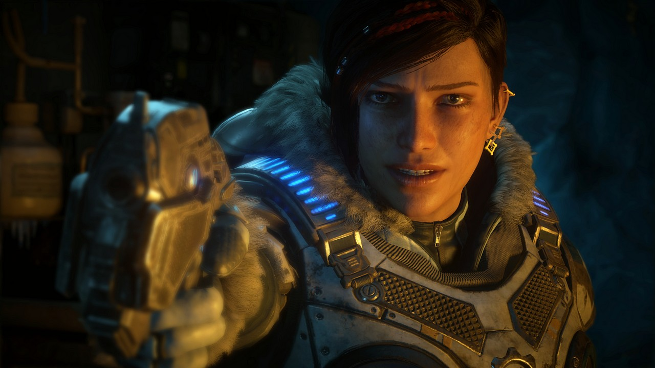 Gears of War 5 è realtà: guarda le immagini e il video d'annuncio dell'E3 2018