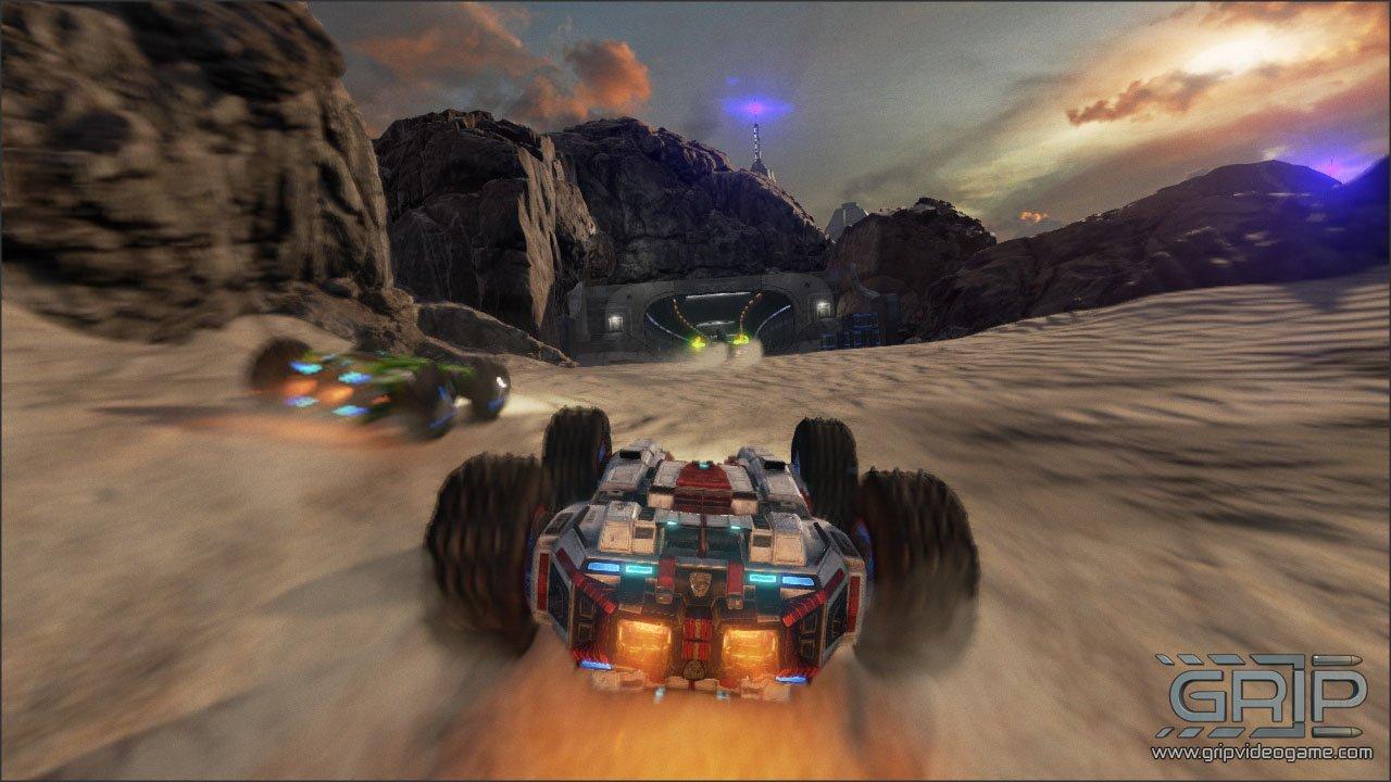 GRIP: il nuovo video svela il periodo di lancio su PC, PS4, Xbox One e Switch