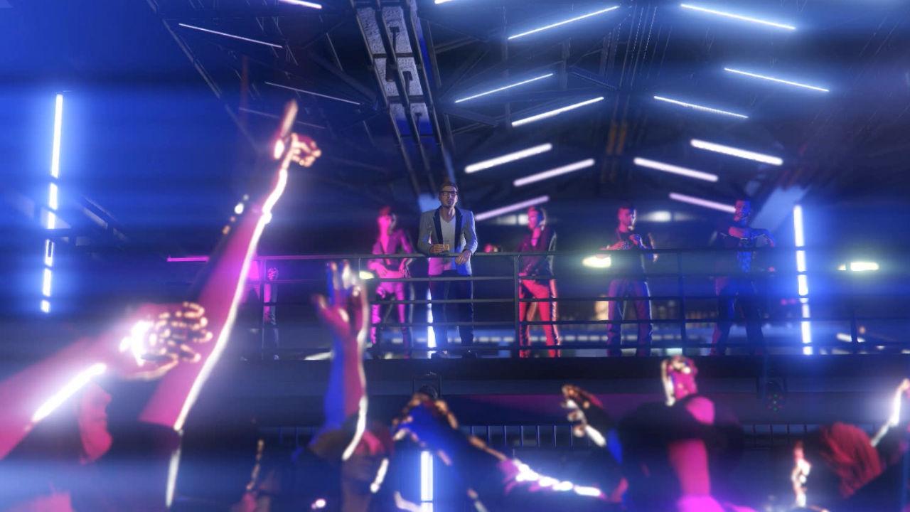 GTA Online: con l'aggiornamento di luglio arrivano i Night Club