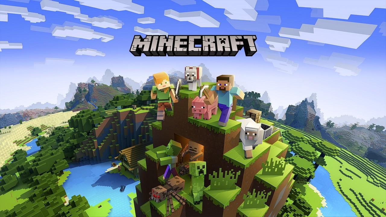 Minecraft per Nintendo Switch: l'update Bedrock introduce il cross-play con Xbox One