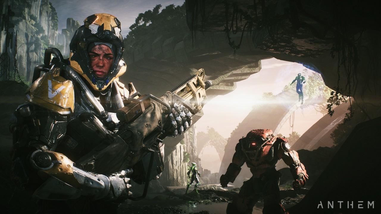Anthem: BioWare svela nuovi dettagli sulle dinamiche open-world