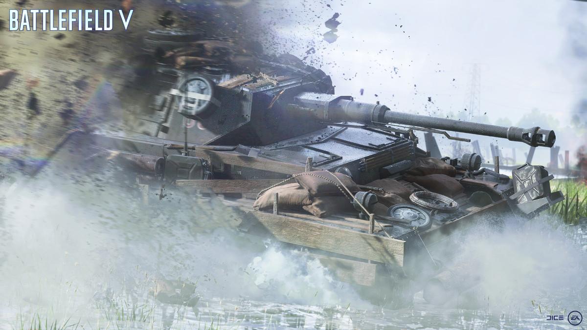 Battlefield V Grand Operations disponibile già dal lancio