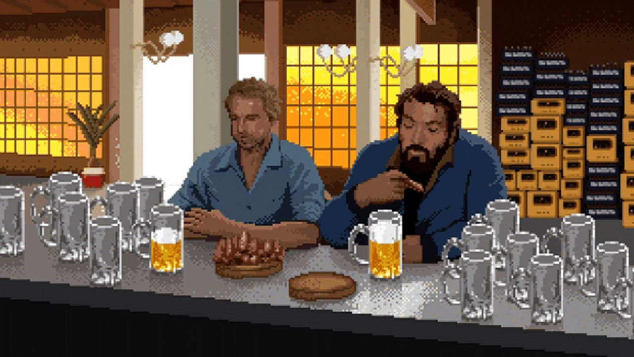Bud Spencer & Terence Hill – Slaps And Beans per Switch, PS4 e Xbox One ha una data di uscita