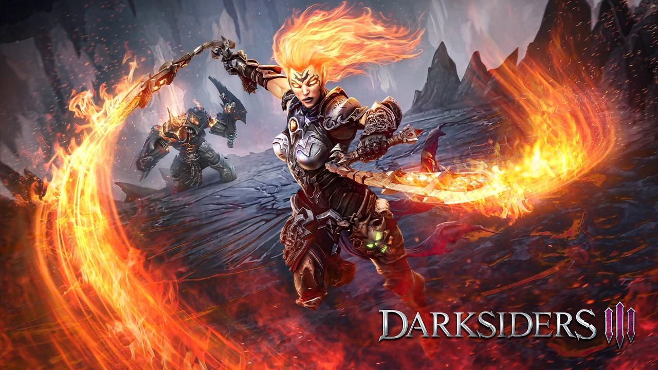 Darksiders III: la metropolitana di New York in un nuovo video di gioco