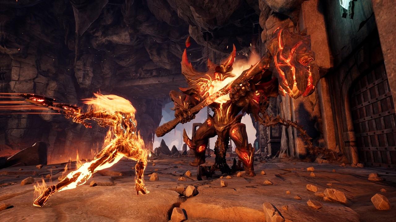 Darksiders III: Furia si scatena nelle nuove immagini di gioco