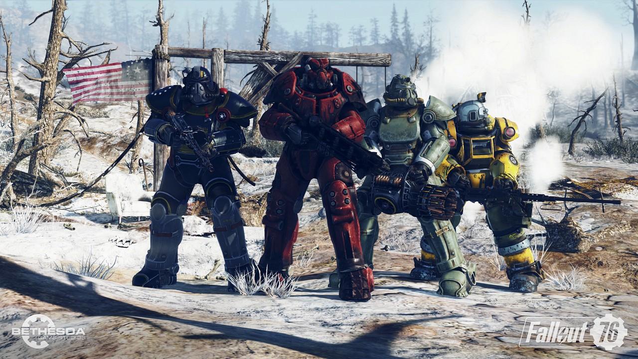 Fallout 76: Bethesda conferma la beta ad ottobre