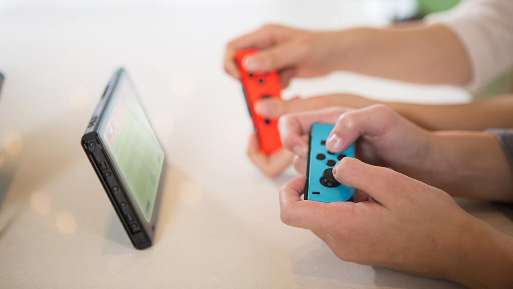 Nintendo Switch e giochi, le vendite vanno forte