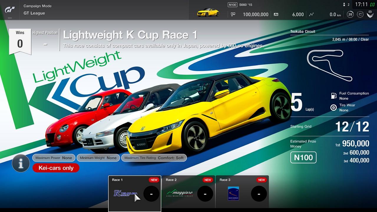 Gran Turismo Sport: microtransazioni e nuove auto con l'update di fine luglio