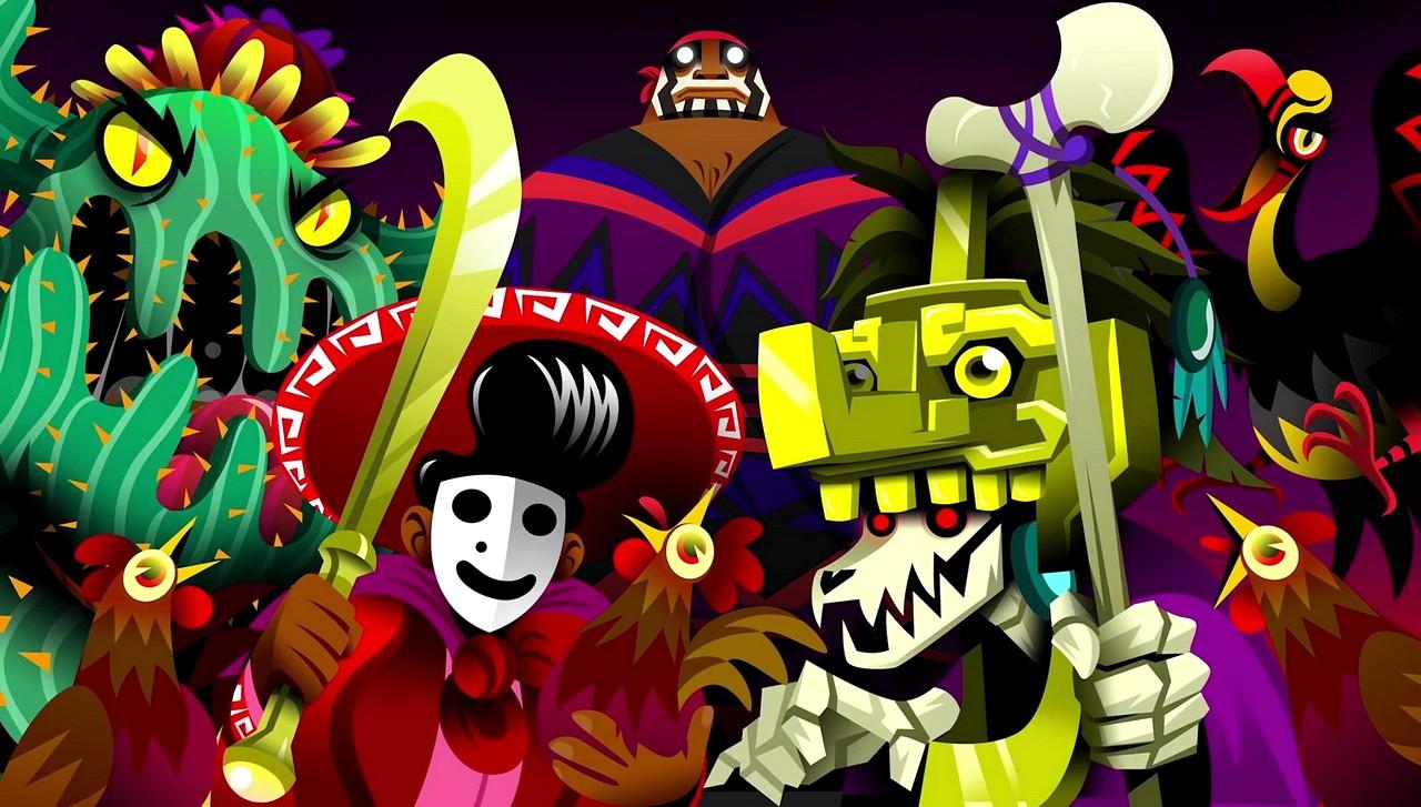 Guacamelee! 2 esce ad agosto: nuovo video di gioco