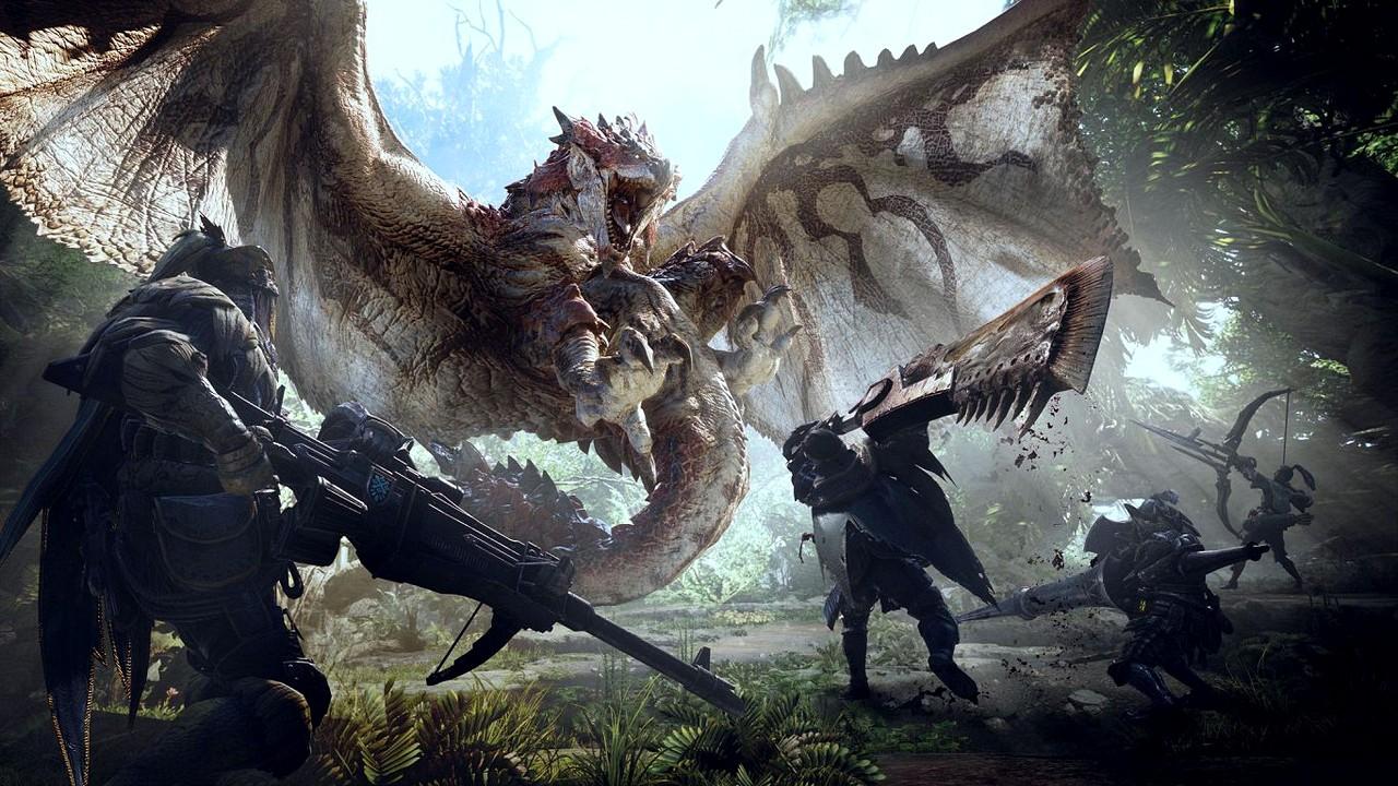 Monster Hunter World: la versione PC esce ad agosto – svelati i requisiti di sistema