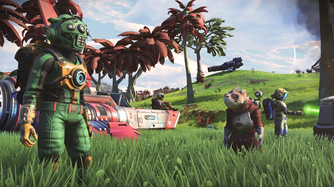No Man's Sky Next: multiplayer, visuale in terza persona e tanto altro nel primo video di gioco