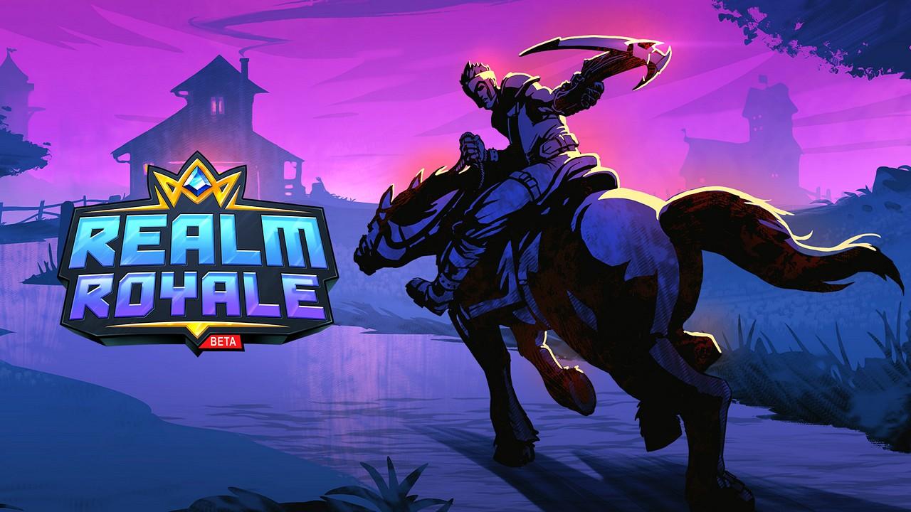 Realm Royale: gli studi Hi-Rez annunciano la versione console per PS4 e Xbox One