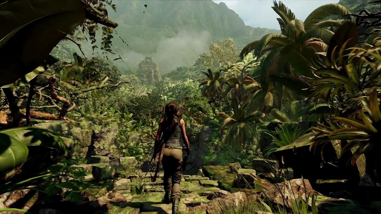 """Shadow of the Tomb Raider: i nuovi """"clippini"""" mostrano la bellezza delle ambientazioni"""