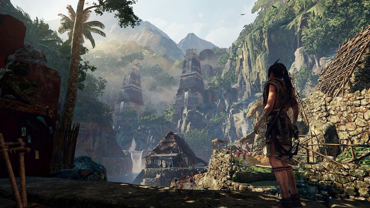 Shadow of the Tomb Raider: l'hub di Paititi in 10 minuti di video