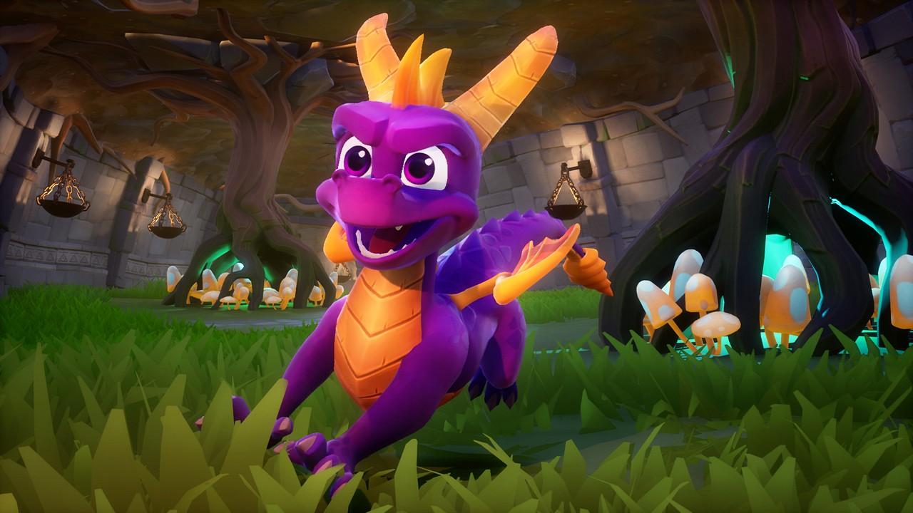 Spyro: Reignited Trilogy – nuove immagini e informazioni sulla colonna sonora