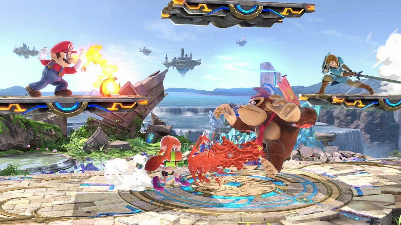 Super Smash Bros. Ultimate: Nintendo parla dei DLC