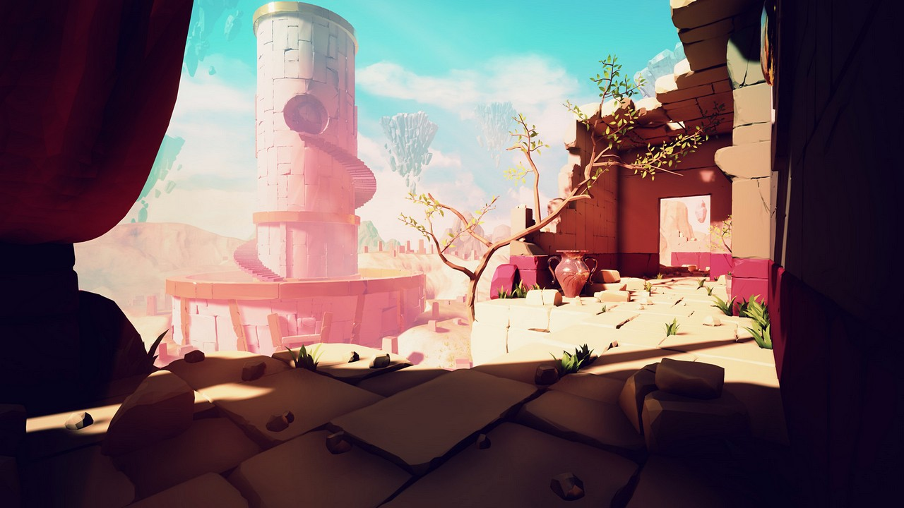 The Sojourn: ambientazioni da sogno e tanti puzzle nel video di annuncio