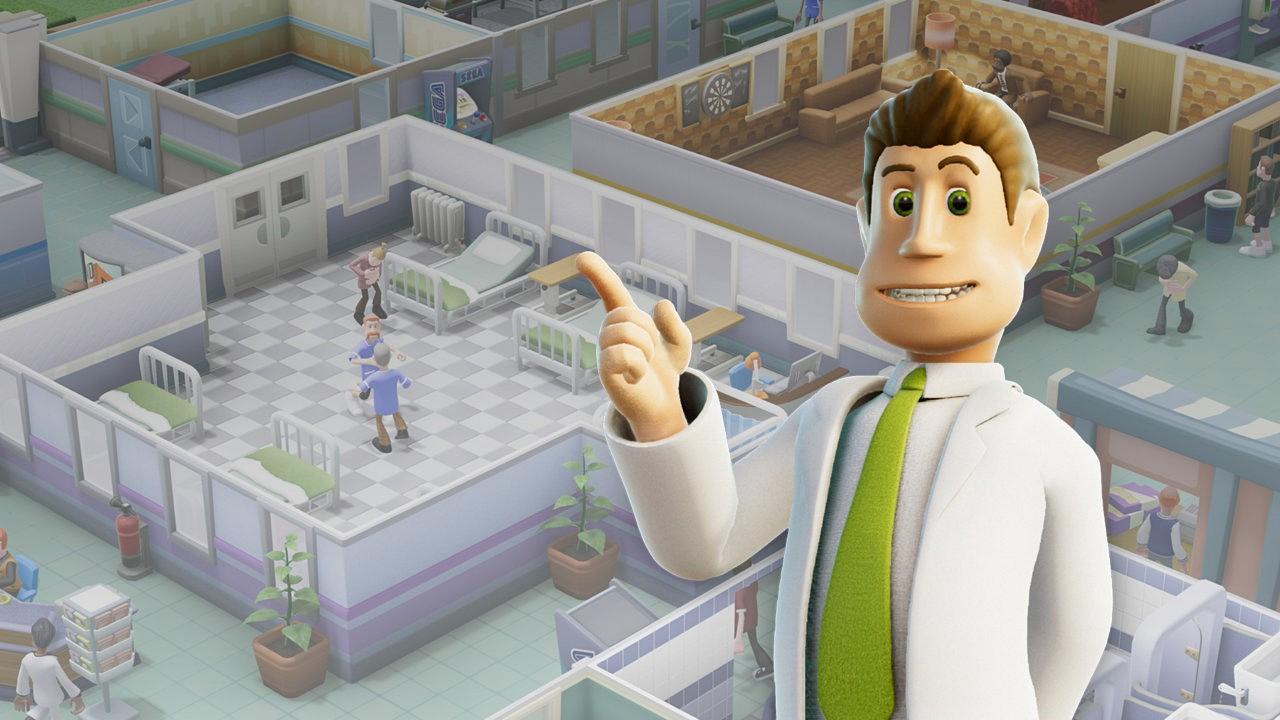 Two Point Hospital: il nuovo trailer svela la data di uscita